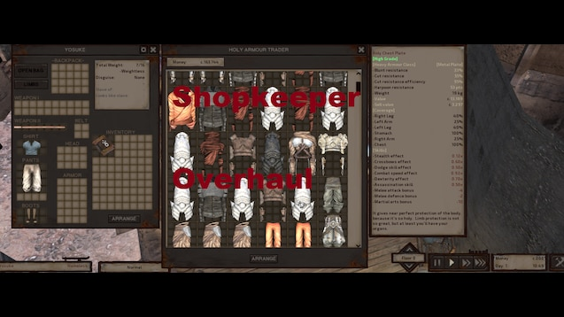 Steam Workshop :: Shopkeeper Overhaul