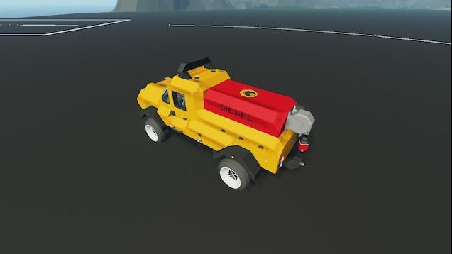 Steam Workshop :: PICKUP Titan - Diesel Tank