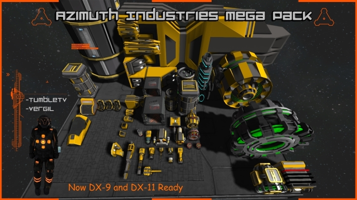 Azimuth Complete Mega Mod Pack~(DX-11 Ready)