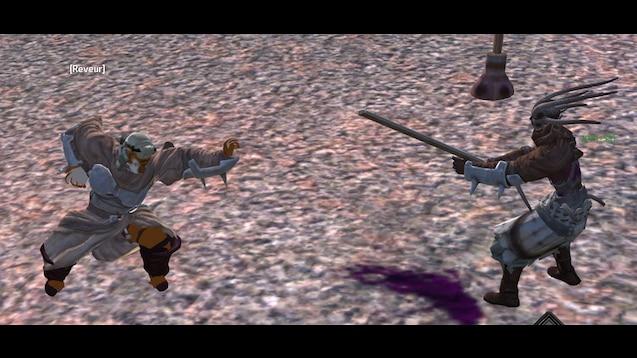 Steam Workshop :: Martial Arts : Chi Blast