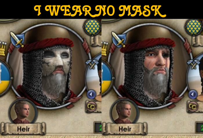 Steam Workshop :: I Wear No Mask
