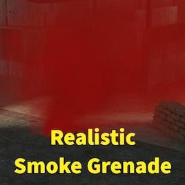 Steam Workshop :: Realistic Military Smoke Grenade