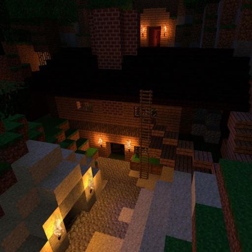 Steam Workshop :: Minecraft Jungle V2: Zombie Survival Map