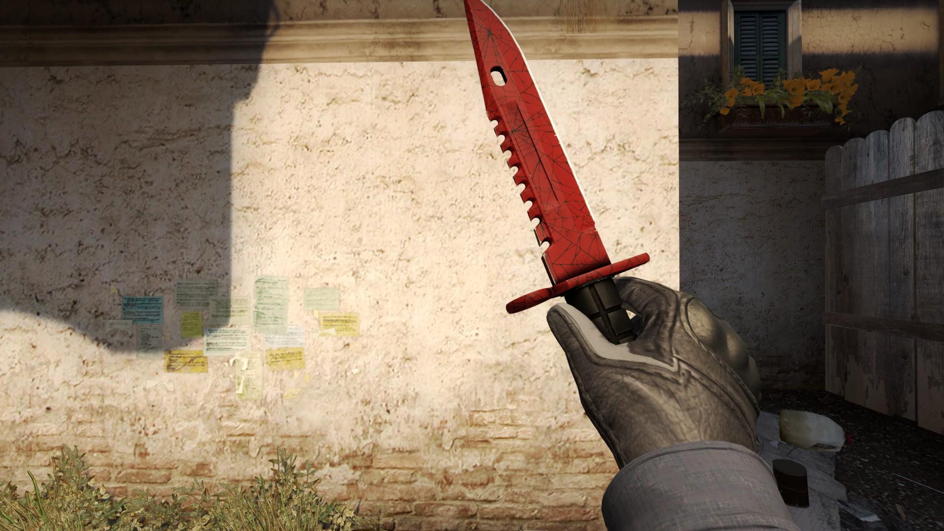 steam community screenshot m9 bayonet crimson web
