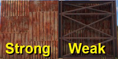 Steam Community :: Guide :: Destroying Sheet Metal Walls on