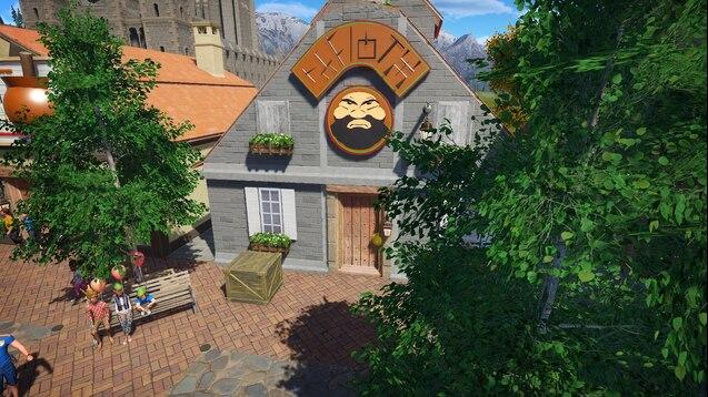 Steam Workshop :: Bazar (Zelda Oot)