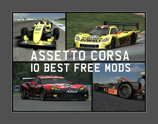 Steam Community :: Guide :: 10 mods for Assetto Corsa