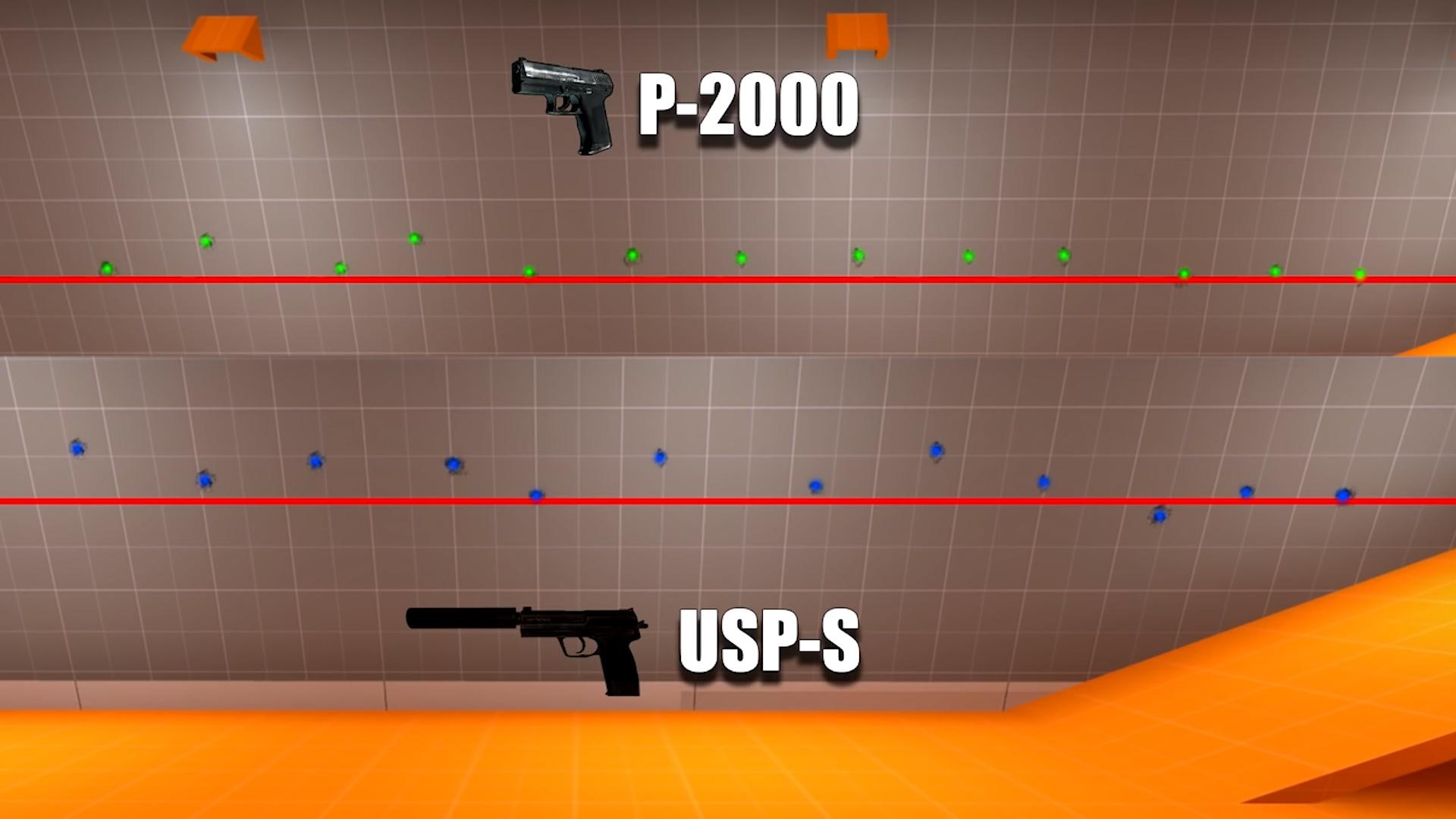 Steam Community  Guide  USP S VS P20   Какой Пистолет Лучше ...