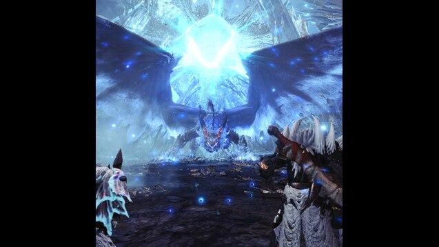 Steam Workshop Monster Hunter World Xeno Jiiva