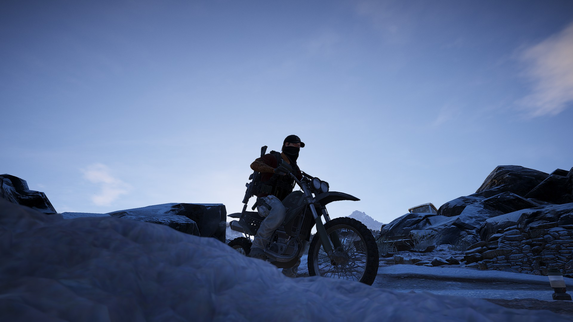 Steam Community Screenshot A Beautiful Motorbike Ride Through