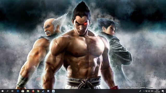 Steam Workshop Tekken 6 Heihachi Kazuya Jin