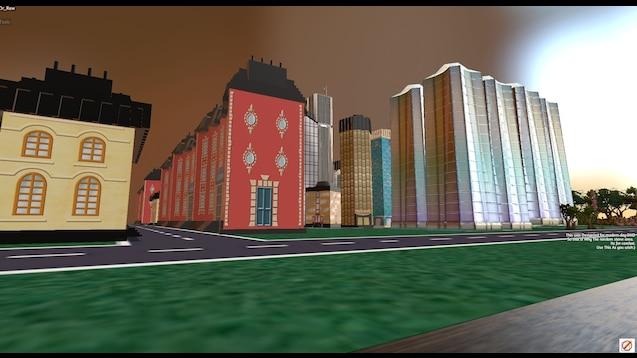 Steam Workshop :: Future DND City