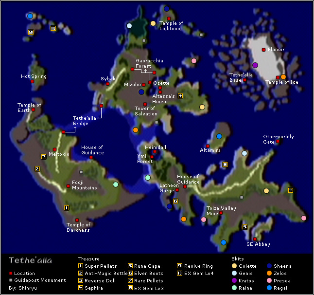 Steam Workshop Tales Of World Maps