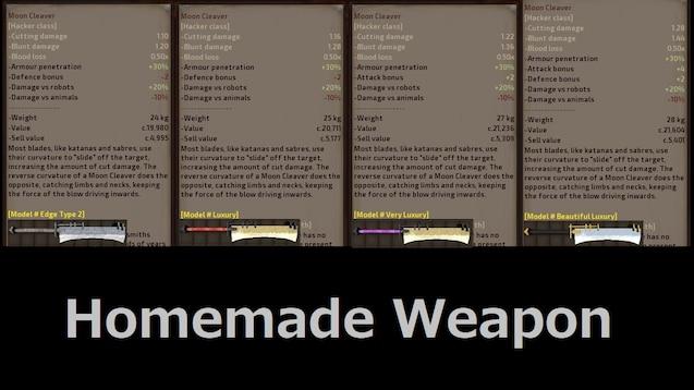 Steam Workshop :: New Weapons Dissemination Mod