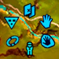 Steam Community Guide Map Of Oros With All Collectibles And Hunter Caches