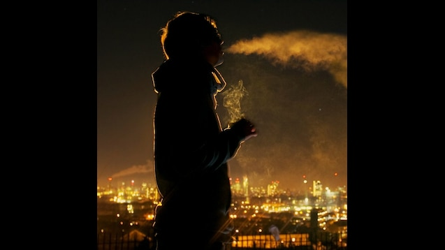 Steam Workshop Alone Boy Smoking Hd Wallpaper Reactive