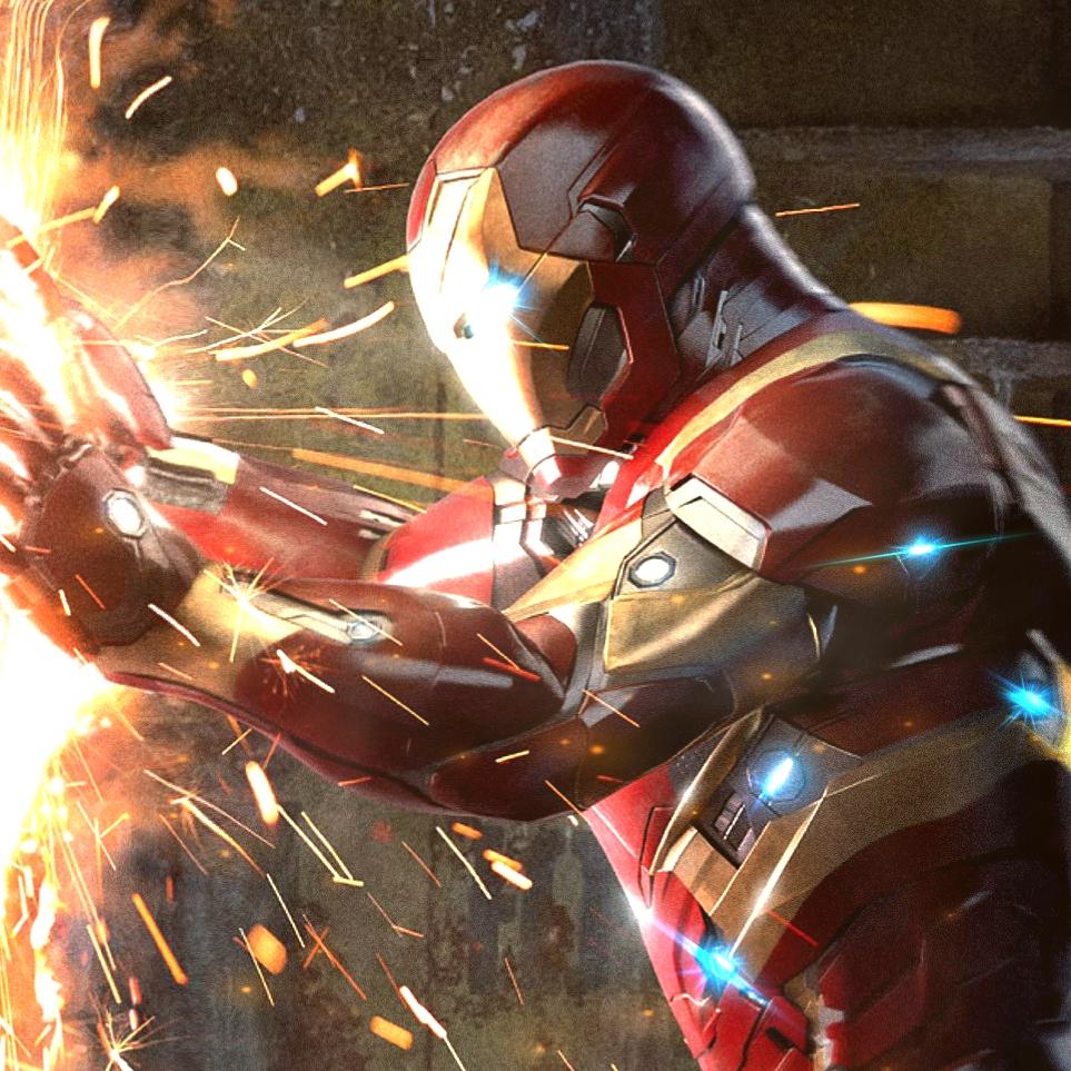 Steam Workshop Iron Man Vs Captain America Epic Wallpaper For