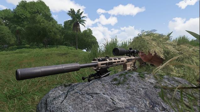 Steam Workshop :: Remington R11 RSASS Sniper Rifle