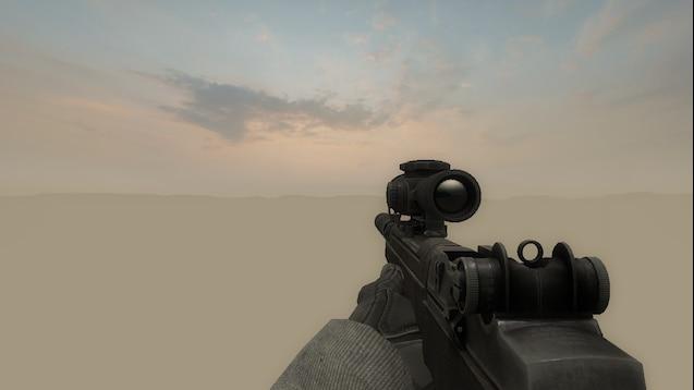 Steam Workshop :: Springfield M1A SOCOM 16 Suppressed