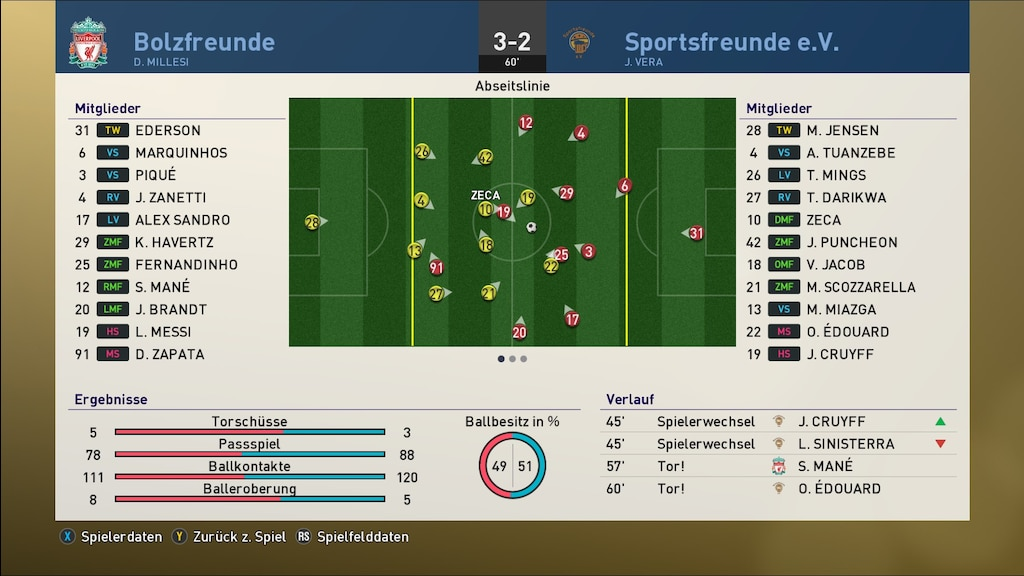 Steam Community :: Screenshot :: Bolzfreunde vs Sportsfreunde