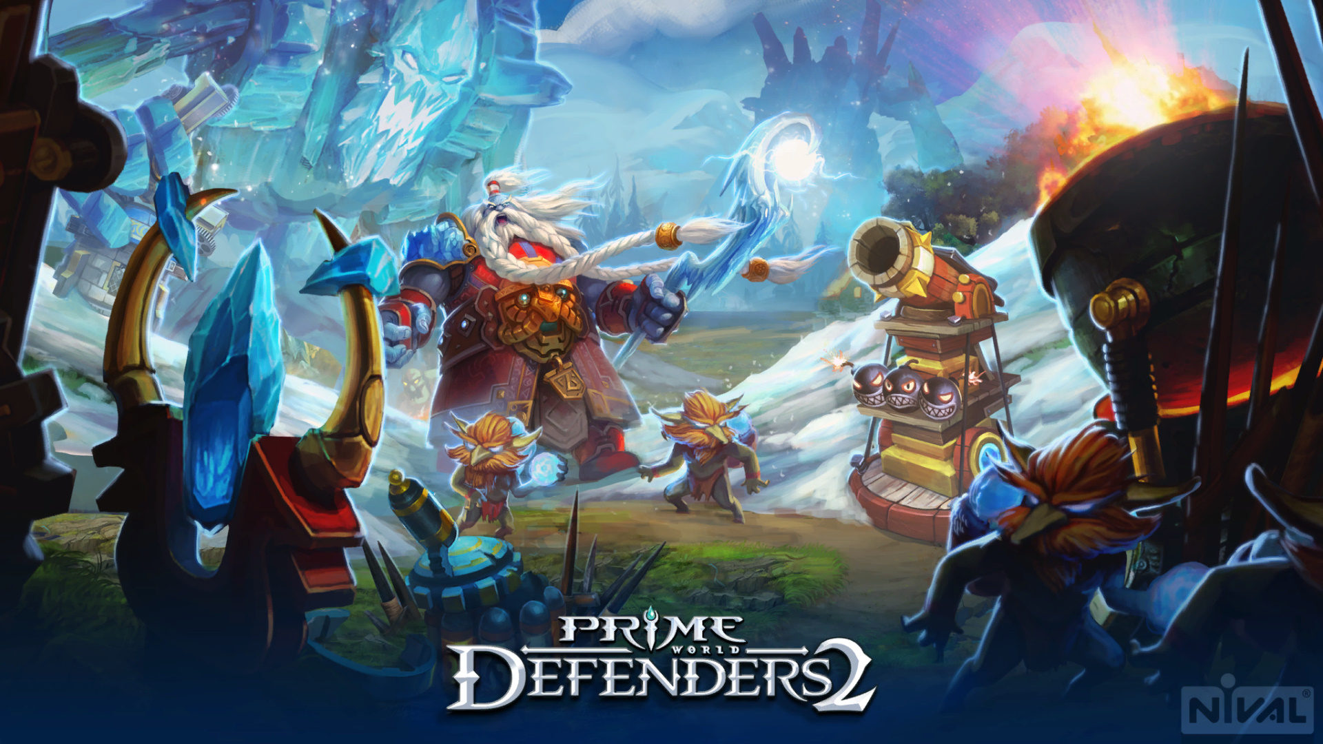 Steam Community :: Guide :: Everything about Prime World Defenders 2