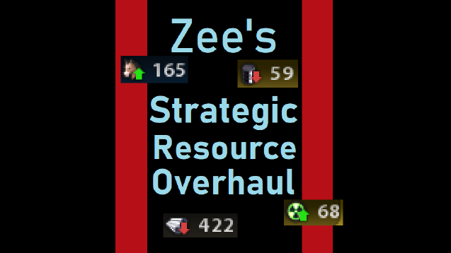 Zee's Strategic Resource Overhaul - Skymods