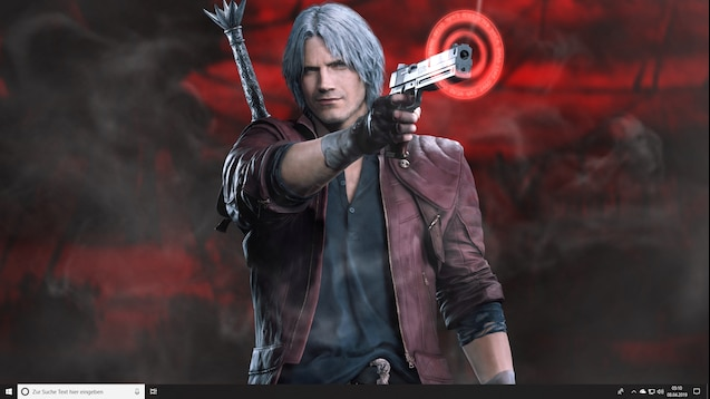 Steam Workshop Audio Responsive Devil May Cry 5 Dante
