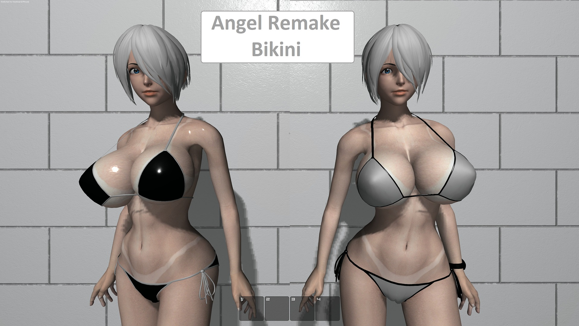 Angel Remake Bikini