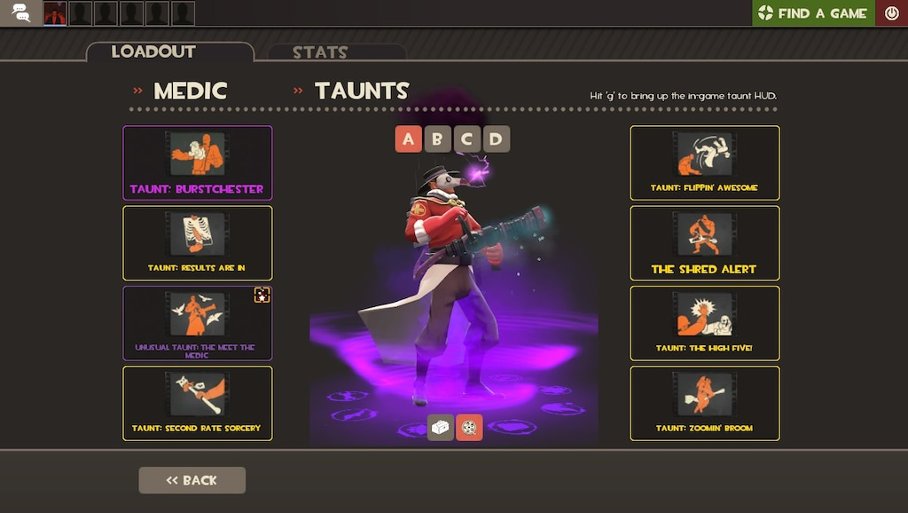 Tf2 taunt flippin awesome