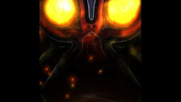 Steam Workshop Legend Of Zelda Majora S Mask Title Audio In Background
