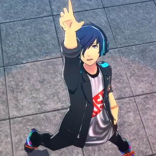 Steam Workshop::Brand New Days Yuyoyuppe Remix Persona 3 ...