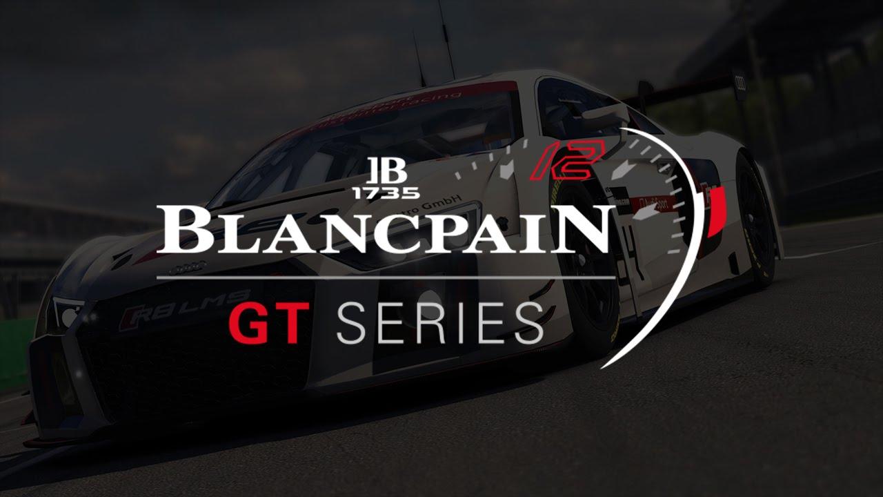 Steam Workshop :: Blancpain GT Series