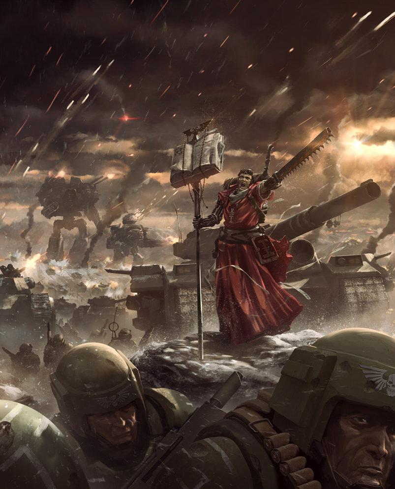 Steam Workshop :: Warhammer 40k Gmod