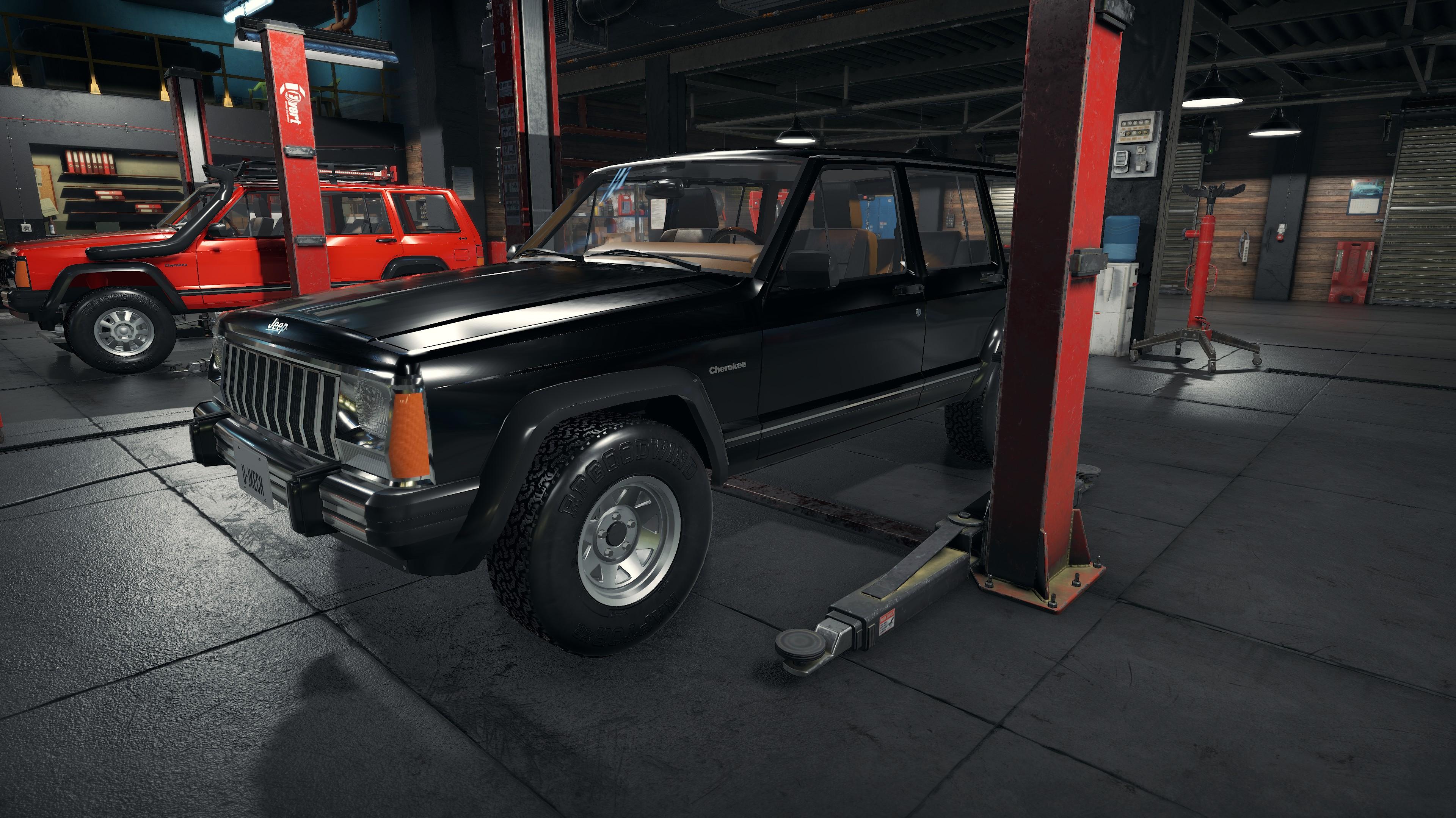 Steam Workshop 1987 Jeep Cherokee Xj