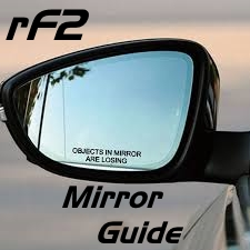 Steam Community :: Guide :: rFactor 2 Mirror Adjustment Guide