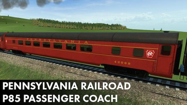 Steam Workshop :: Pennsylvania Railroad P85 Coach