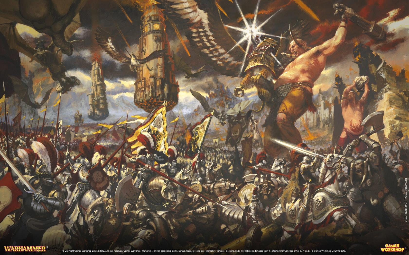 total war warhammer empire