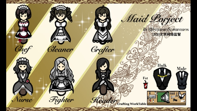 Steam Workshop :: [SS]Maid Project