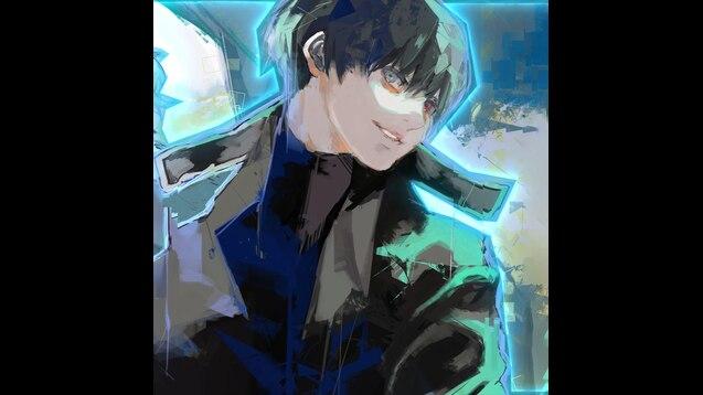 Steam Workshop Tokyo Ghoul Re Kaneki Ken As Black Reaper Touka