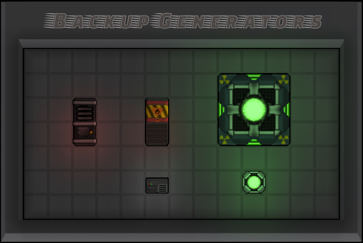 Steam Workshop :: [B19] Backup Generators