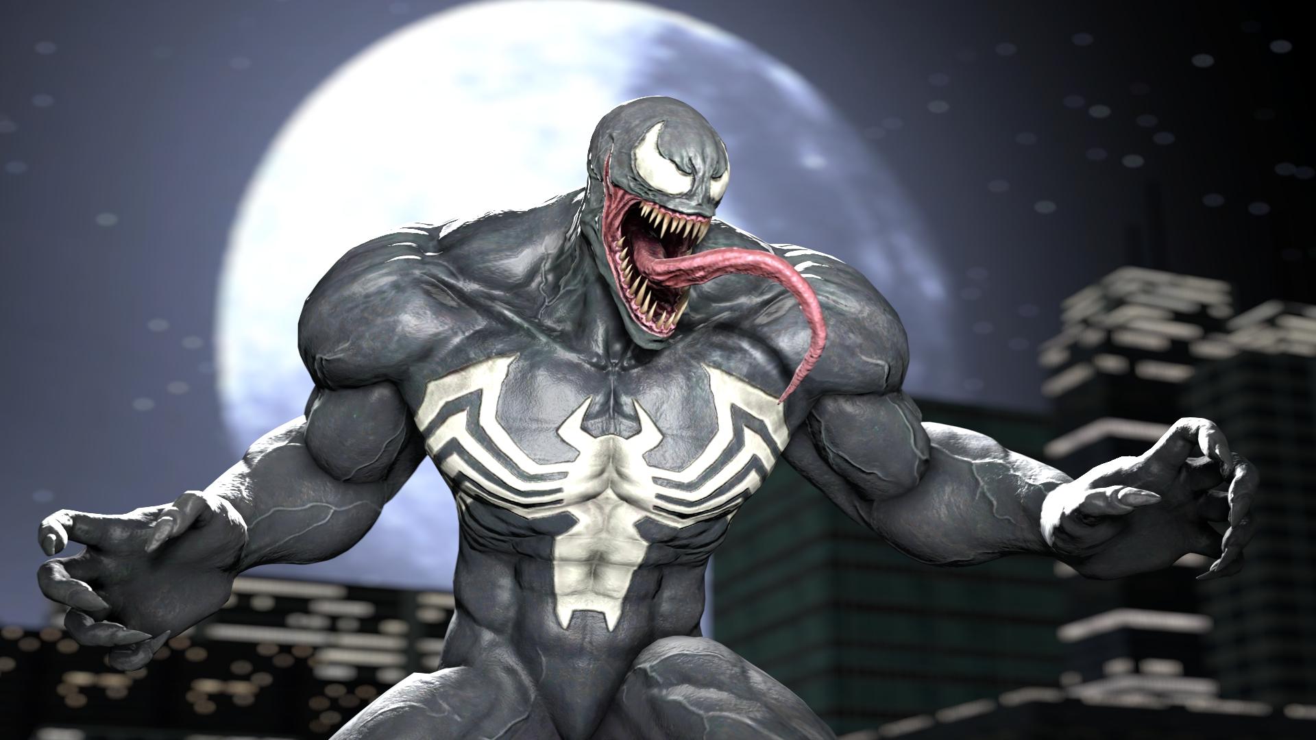 Steam Workshop :: MARVEL VS  CAPCOM: INFINITE - Venom