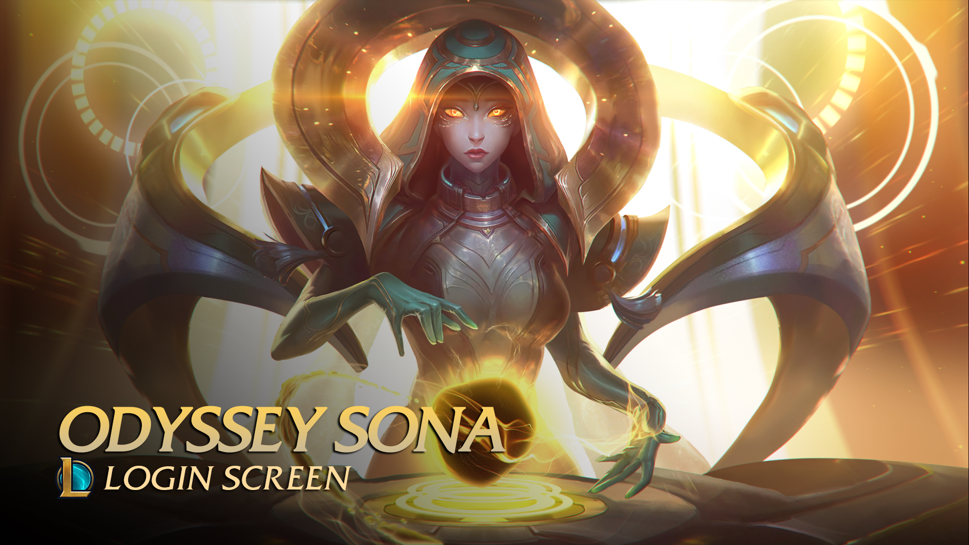 Steam Workshop Odyssey Sona Animated Wallpaper 4k League Of Legends