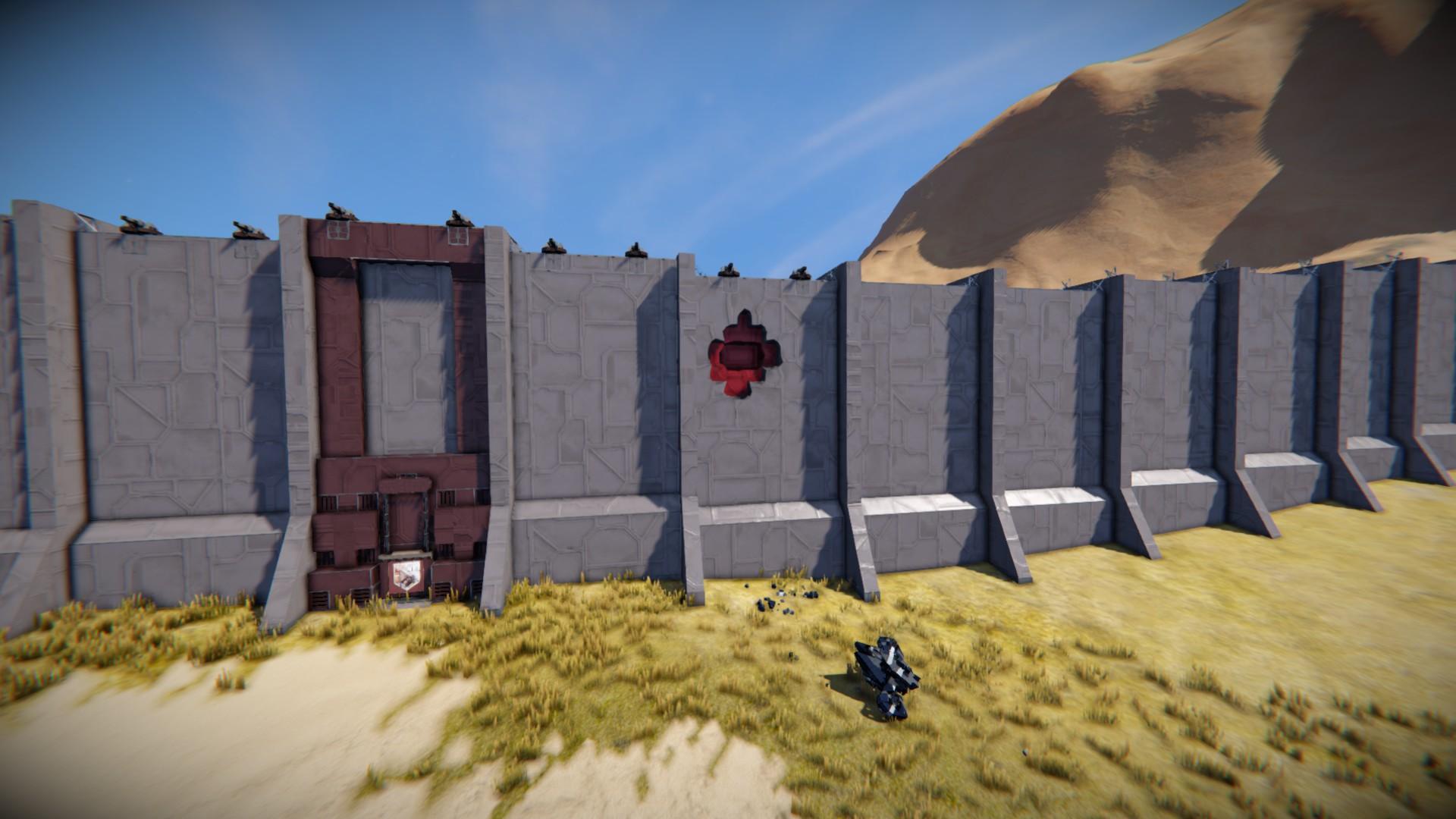 Steam Workshop Attack On Titan Wall Maria