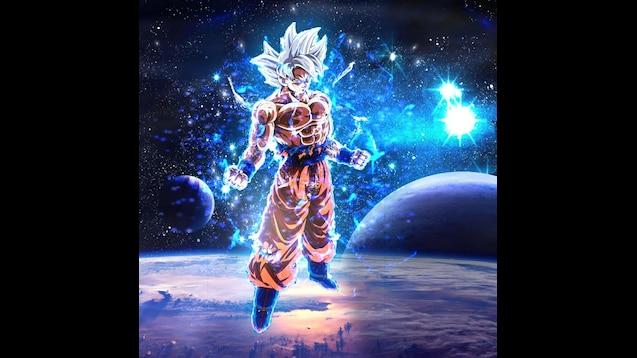 Dragon ball Super Goku Mastered ULTRA