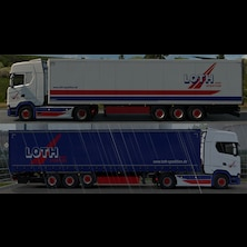 LOTH Krone Trailers