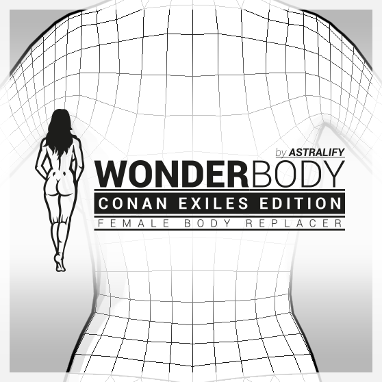 WonderBody (Female Body Replacer) (NSFW)