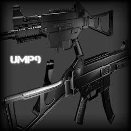 Ump9 Vs Mp5