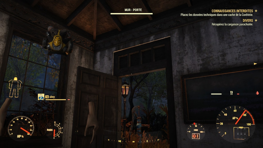 Steam Community :: Screenshot :: bug fallout 76