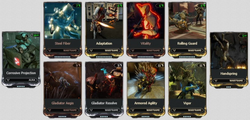 Steam Community :: Guide :: Inaros: The Lazy Tank Build