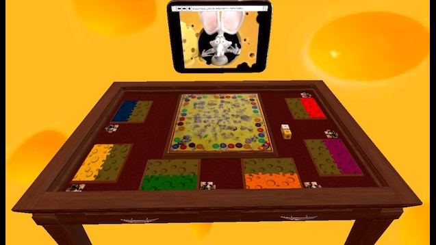 Steam Workshop Rap Rat The Video Board Game